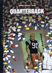 Quarterback -4- Smokey Vaughan