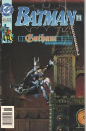 Batman (1940) -477- A Gotham Tale, Part One: : Gargoyles