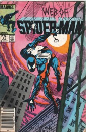 Web of Spider-Man (1985) -11- Have You Seen...That Vigilante Man!