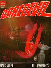 Marvel Graphic Novel (Marvel comics - 1982) -24- Daredevil: Love and War