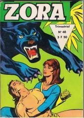 Zora -48- L'impitoyable jungle