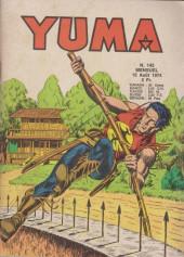 Yuma (1re série) -142- La fin de Manetola