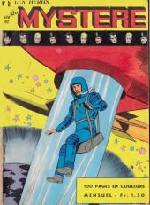 Les héros du mystère -5- L'espion de Savanah