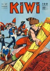Kiwi -37- Le petit trappeur