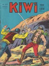 Kiwi -62- Le petit trappeur