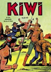 Kiwi -84- Le petit trappeur