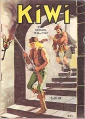 Kiwi -85- Le petit trappeur