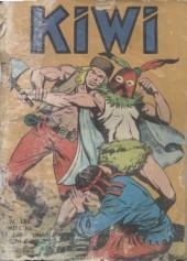 Kiwi -135- Le petit trappeur