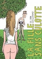 La fille sans culotte