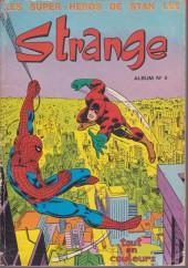 Strange -Rec005- Album N°5 (du n°14 au n°16)