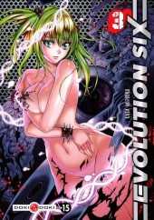 Evolution Six -3- Tome 3