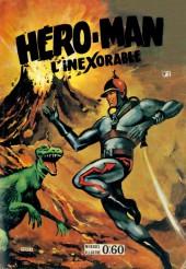 Hero-man -2- Les monstres pétrifiés