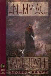 Enemy Ace: War Idyll (1990) -a- Enemy Ace: War Idyll