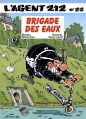 L'agent 212 -22a2004- Brigade des eaux