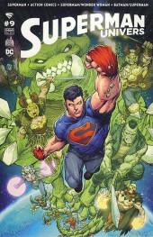 Superman Univers -9- Numéro 9