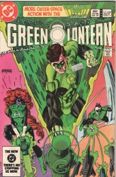 Green Lantern Vol.2 (DC comics - 1960) -169- Off On A Tanjent!