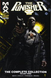 Punisher Max: The Complete Collection (2016) -INT03- Volume Three