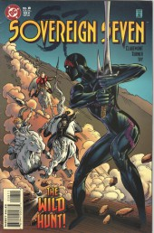 Sovereign Seven (1995) -8- The Wild Hunt