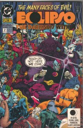 Eclipso: The Darkness Within (1992) -2- Part Two