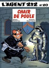 L'agent 212 -20a2001- Chair de poule