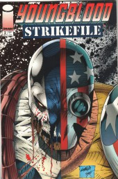 Youngblood Strikefile -2- Issue 2