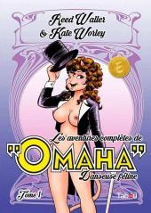 Omaha (Les mésaventures de) -INT01- Les Aventures Complètes - Tome 1