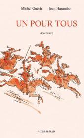 (AUT) Harambat - Un pour tous - Abécédaire