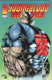 Youngblood Strikefile -5- issue 5