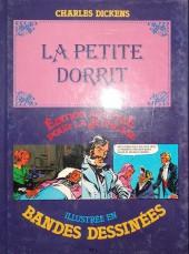 Édition adaptée pour la jeunesse, illustrée en bandes dessinées - La petite Dorrit
