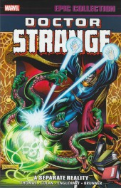 Doctor Strange Epic Collection (2016) -INT03- A Separate Reality