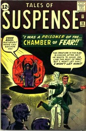 Tales of suspense Vol. 1 (Marvel comics - 1959) -33- Chamber of Fear!