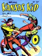 Kansas kid (Nat présente) -87- Les Apaches