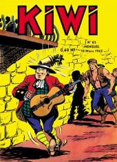 Kiwi -83- Le petit Trappeur