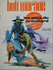 Bob Morane 2 (Dargaud) -13a76- Les yeux du brouillard