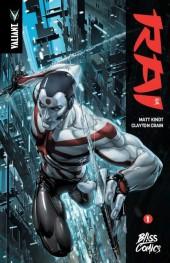 Rai (Bliss Comics - 2014) -1- Volume 1