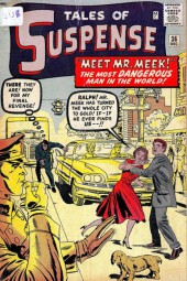 Tales of suspense Vol. 1 (Marvel comics - 1959) -36- Meet Mr. Meek!
