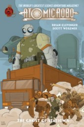 Atomic Robo (2007) - Ghost of Station X