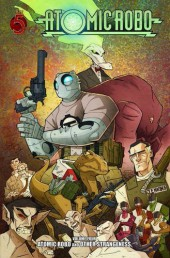 Atomic Robo (2007) - Other Strangeness