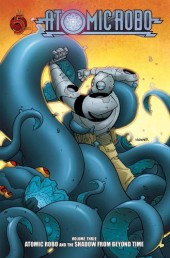 Atomic Robo (2007) - The Shadow from Beyond Time