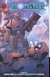 Atomic Robo (2007) - The Fightin Scientists of Tesladyne