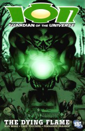 Ion: Guardian of the Universe (2006) -INT02- The Dying Flame