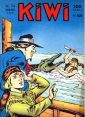 Kiwi -74- Le petit trappeur