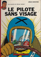 Michel Vaillant -2a62- Le pilote sans visage
