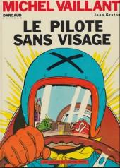Michel Vaillant -2c72- Le pilote sans visage