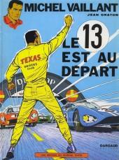 Michel Vaillant -5b1973'- Le 13 est au départ