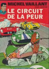 Michel Vaillant -3d1974'- Le circuit de la peur