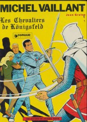 Michel Vaillant -12b1976'- Les Chevaliers de Königsfeld
