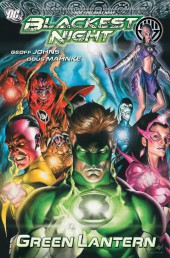 Green Lantern (2005) -INT07- Blackest Night