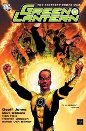 Green Lantern: The Sinestro Corps War (2008) -INT01- The Sinestro Corps War - volume one