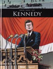 Ils ont fait l'Histoire -18- Kennedy